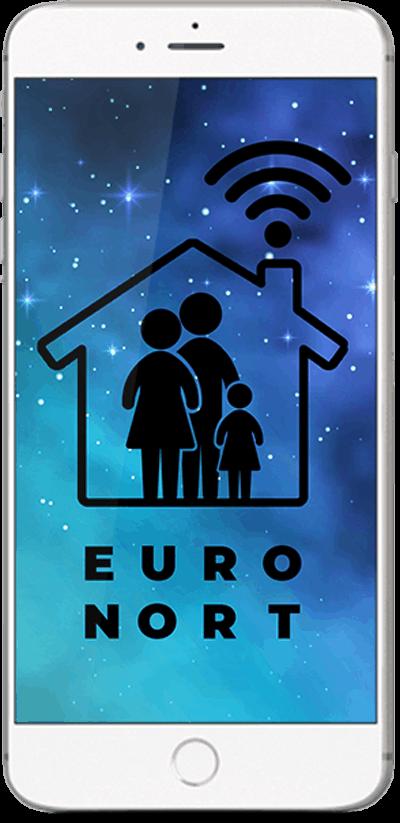 Euro-Nort - Alarmy, Automatyka bram, Kamery, Sterowanie Oświetleniem i Roletami. Komorniki, Luboń, Mosina, Plewiska, Puszczykowo.